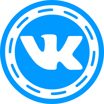Follow us on VK