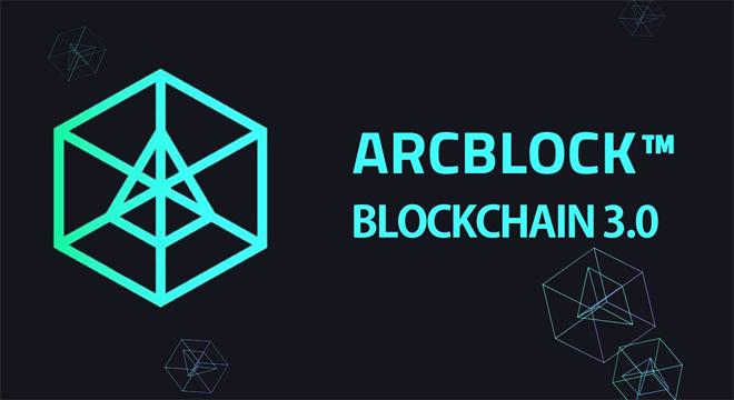 ArcBlock логотип