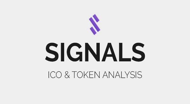signals ico logo